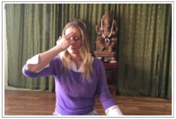 PRANAYAMA 'Breath Control' workshop, February 17th @11:30am Tina's Fitness